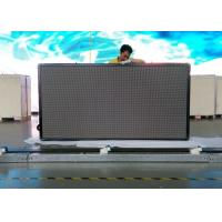 HD 6mm hanging Outdoor Advertising LED Display Panels environment friendly Manufactures