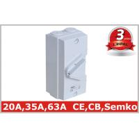 KRIPAL UKF2 series Four Pole Triple Pole Weatherproof Isolator Switch 20A 35A  63A Outdoor Manufactures