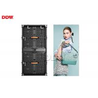 Rental 3200-9300K Seamless LED Video Wall , Die Case Aluminum Large Display Wall Manufactures