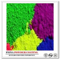China Pure polyester powder coating on sale
