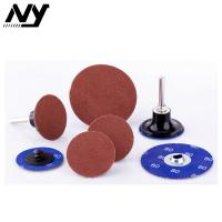 Glass Ceramic Right Angle Grinder Sanding Discs Quick Change Exceptional Durability Manufactures