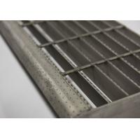 Composite Galvanised Steel Steps, Metal Step TreadsWith  Checkered Plate Manufactures