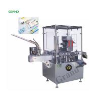 Fully Automatic High Speed Cartoning Machine , Blister Cartoning Machine JDZ-120III Manufactures