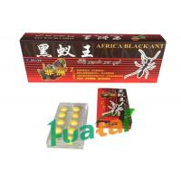 Male Enhancement Product Africa Black Ant Pills For Sexual Stamina ,10 pills / box Manufactures