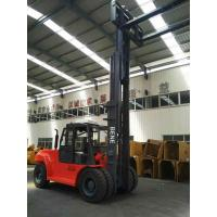 chinese 12ton/13ton/14 ton container forklift 12ton heavy duty forklift with cummins engine price list Manufactures