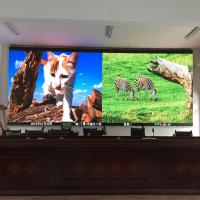 Buy cheap Fixed P4 Indoor Led Displays Screen High Brightness Smd2121  Led TV Display Panel from wholesalers