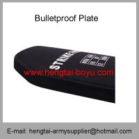 China Wholesale Cheap China Army Black Nijiv Ballistic Silicon Carbide Ceramic Alumina Plate on sale