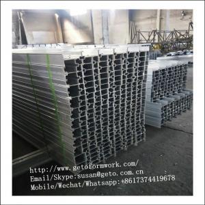 China GETO GROUP Aluminum 6063 T5 /Anodized Aluminium Profile/Industrial Aluminium Profile/kitchen aluminium profile handle on sale