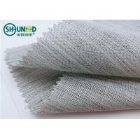 Washable Long Hair Interlining Horsehair Lining Knitted Polyester Material Manufactures