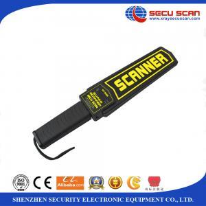 Buy cheap Human Body Scanner Security Wand Metal Detectors AT-2008 Sensitivity Adjust Knob from wholesalers
