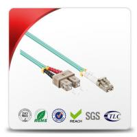 Duplex LC Single Mode Fiber Patch Cable Standard And Custom Length TW-SCIE Manufactures