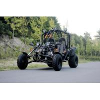 Quality LARGE SIZE;WATER-COOLED;4 WHEEL INDEPENDENT SUSPENSION,200cc go kart buggy for sale