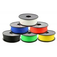 High Strength 3D Printer ABS Filament, 3D Printing Material ROHS Approval Manufactures