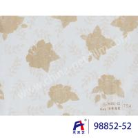 Moistureproof Decorative Privacy Film Chinese Flowering Crabapple Water Resistant Corrosion Manufactures