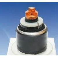 Buy cheap copper conductor XLPE insulated Aluminium Armoured High Voltage Cable HDPE Outersheath 230kv Copper Conductor from wholesalers