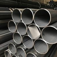 E275 / E355 Carbon Welded Steel Tube Cold Drawn High Strength For Auto Parts Manufactures