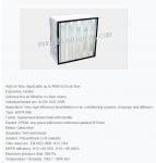 Compact air filter,HEPA air filter