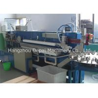 Automatic Black Plastic Cotton Buds Making Machine With PLC Control Manufactures