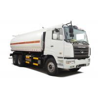 1900rpm Rated Speed 4 X 2 Water Bowser Truck With 250KW Power ZF Tech Transmission for sale