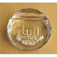 Glass Business Name Card Holder Manufactures