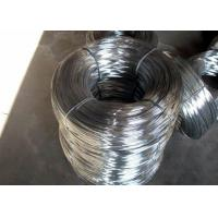 Professional Galvanised Steel Wire , Znic Coated Surface Stainless Steel Wire Manufactures