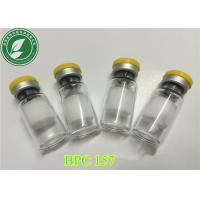 99% Purity White Lyophilized Peptides Pentadecapeptide BPC 157 CAS 137525-51-0 Manufactures