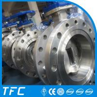 metal to metal seat flanged triple offset butterfly valve Manufactures