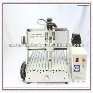 AMAN3040 mini cnc engraving machine for hard wood Manufactures