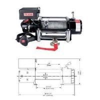 Electric Winch, Model#EWS8000 Manufactures
