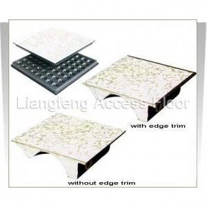raised access floor steel cement panel Manufactures