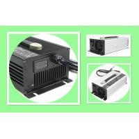 China Automatic 4 Steps Lithium / Lead Acid Battery Charger , 48V 15A Small Battery Charger 3.5 KG on sale