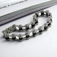 Fashion men jewelry men bracelet stainless steel Silicon bracelet 20.5cm wholesale jewelry Manufactures