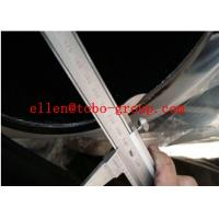 TOBO GROUP A312 TP316 316L Stainless Steel Welded Pipe for Construction 1.5mm - 2000mm OD Manufactures