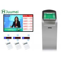 China Electronic LAN Telecom Ticket Dispenser Machine Take A Ticket System on sale