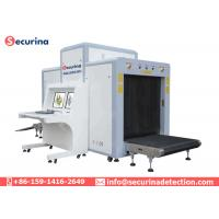 0.22m/s X Ray Baggage Scanner Public Traffic System Security Inspection Machine Manufactures