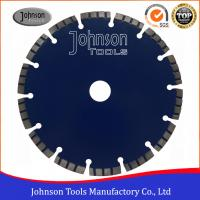 China 180mm Diamond Turbo Cutting Saw Blades for Fast Cutting Reinforced Concrete on sale