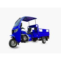 China 200CC Cargo Tricycle Delivery Van Chinese 3 Wheeler 4 Stroke Single Cylinder Engine on sale