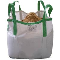 Square Reinforce 1 Ton Bulk Bag For Packing Bulk Cement / Chemical Raw Material Manufactures