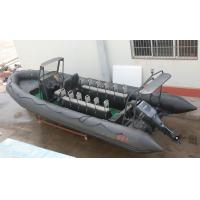 Sport Yacht Rigid Bottom Inflatable Boats Inflatable Boats With Motor Manufactures