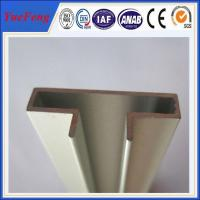 Great! Extruded Anodized Aluminum profiles, Aluminium aircraft construction factory price Manufactures