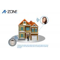 PIR Infrared Detection Ip Video Intercom Doorbell TF Card Recording Manufactures