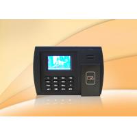 Buy cheap Proximity Card Time Rfid Attendance System Linux System Optional Wifi / Gprs from wholesalers