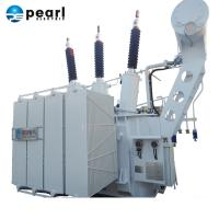 China 75mva 110 Kv 3 Phase Power Transformer / Two Windings Step Up Power Transformer on sale