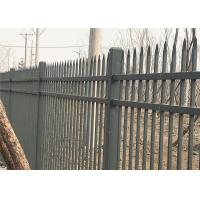 Steel Fence Panels & Gates for High Security Manufactures