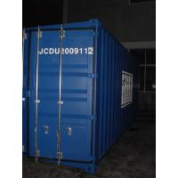 """40"""" Containerized Brackish / Sea Reverse Osmosis Water Systems For Power Plant Manufactures"""
