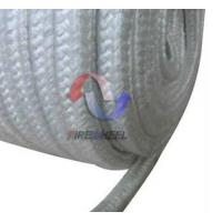 China Acids and Alkalis Resitant Fiberglass Braided / Knitted Rope /Packing on sale