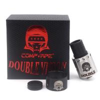 China New! Double Vision RDA By Compvape on sale