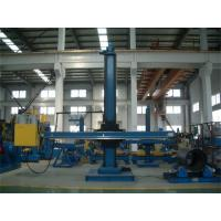 Lifting Stroke 4000 mm Welding Column And Boom for Pressure Vessels Circle Seam , Pipe Welder Manufactures