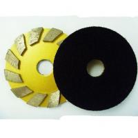 4 Inch Concrete Floor Polishing Pads Manufactures