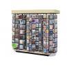 Buy cheap Supmarket Video Wire Spinner Rack Display / Metal DVD Greeting Card Spinner Rack from wholesalers